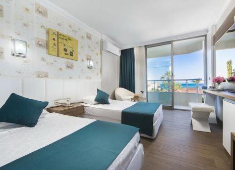 Hotelzimmer mit Wassersport im Alanya Büyük Hotel