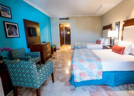Hotelzimmer mit Golf im Omni Cancun Hotel & Villas
