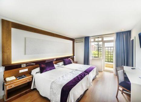 Hotelzimmer mit Mountainbike im San Cristobal