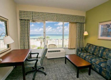 Hotelzimmer mit Fitness im Hampton Inn Pensacola Beach