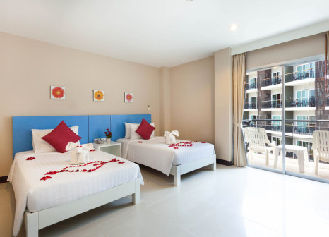 Hotelzimmer mit Golf im Baramee Hip