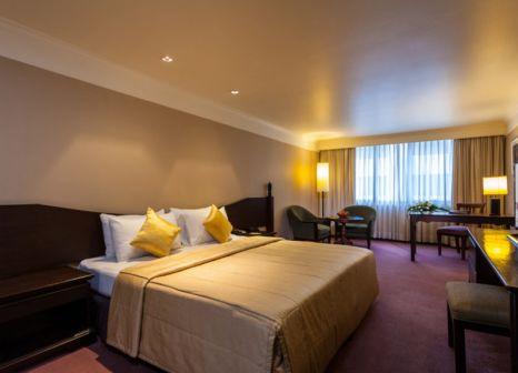 Hotelzimmer mit Tischtennis im Twin Towers