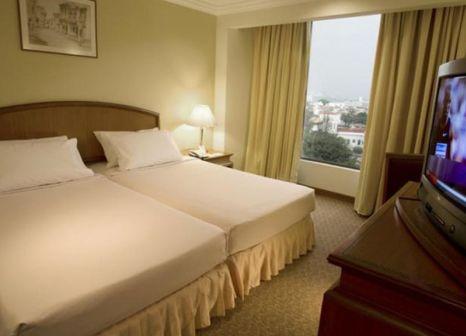 Hotelzimmer mit Kinderpool im Bayview Georgetown Penang