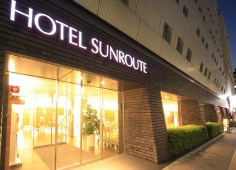 Hotel Sunroute Higashi Shinjuku in Tokio & Umgebung - Bild von TUI Deutschland
