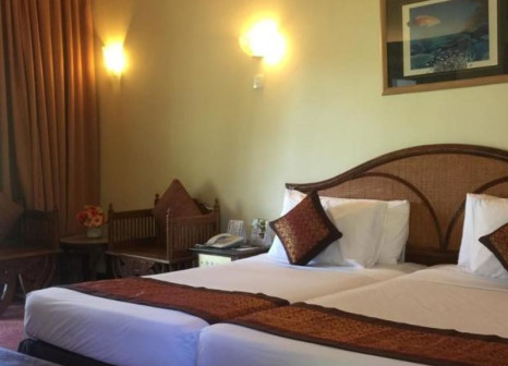 Hotelzimmer mit Fitness im Federal Villa Beach Resort Langkawi Kedah
