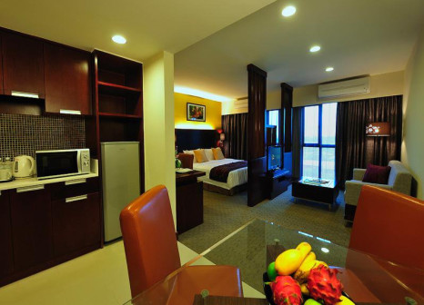 Hotelzimmer im Ming Garden Hotel & Residences günstig bei weg.de