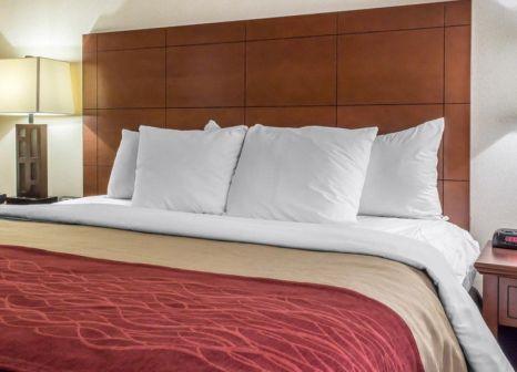 Hotelzimmer mit WLAN im Comfort Inn New York Staten Island