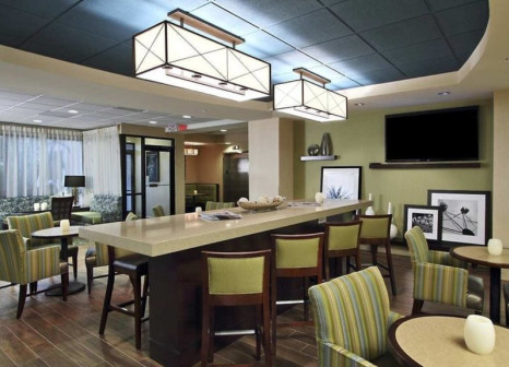 Hotelzimmer mit Tennis im Hampton Inn Cocoa Beach