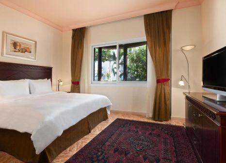 Hotelzimmer mit Tennis im Hilton Fujairah Resort