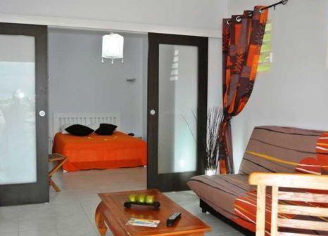 Hotelzimmer mit Mountainbike im Villa Melissa