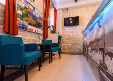 Hotelzimmer mit Tauchen im Hotel Vila Sikaa