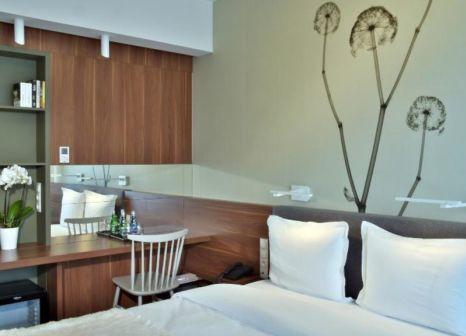 Hotelzimmer mit Spielplatz im In Between by Vanilla Hotel