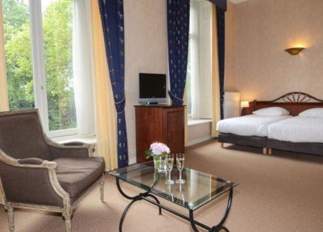 Hotelzimmer mit WLAN im Fletcher Hotel-Paleis Stadhouderlijk Hof