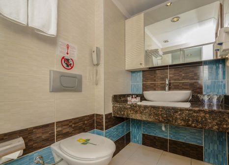 Hotelzimmer mit Mountainbike im Taç Premier Hotel & Spa