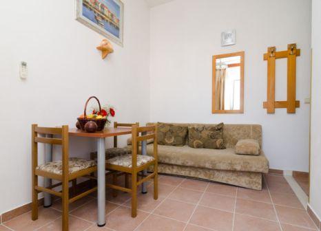 Hotelzimmer mit Klimaanlage im Apartments Senjo