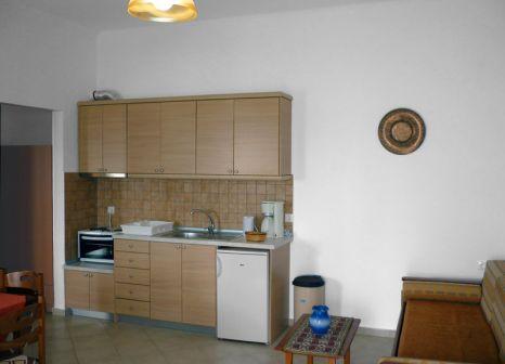 Hotelzimmer mit Klimaanlage im Nereides Apartments