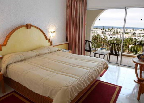 Hotelzimmer mit Minigolf im Kanta