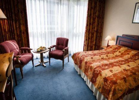 Hotelzimmer mit Restaurant im Hotell Geiranger