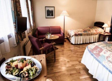 Hotelzimmer mit WLAN im Hotell Geiranger