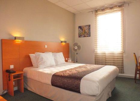 Hotelzimmer mit Restaurant im Cecil'Hotel