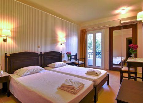 Hotelzimmer mit Tischtennis im Hotel Fortezza