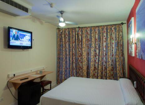 Hotelzimmer mit Golf im Hotel El Cid