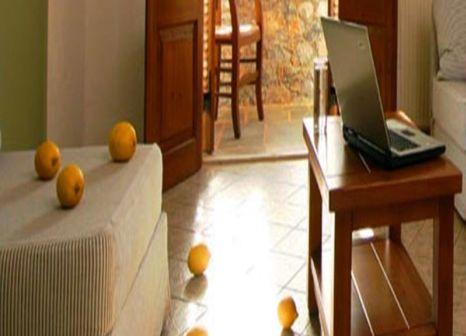Hotelzimmer mit Restaurant im Kalamitsi