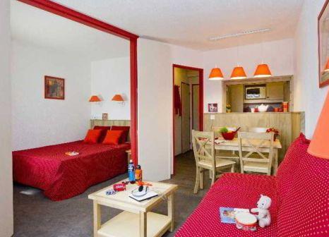 Hotelzimmer mit Tennis im Residenz Le Chamois Blanc