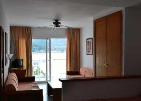 Hotelzimmer mit Tischtennis im Hotel DH Club Vista Bahía