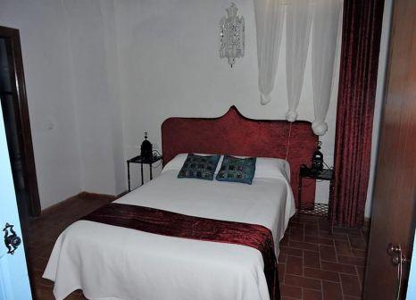 Hotelzimmer mit Klimaanlage im La Fonda