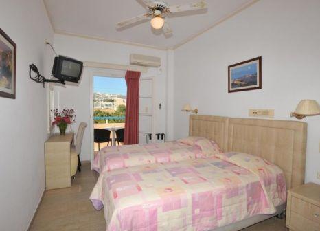 Hotelzimmer mit Sandstrand im Avra