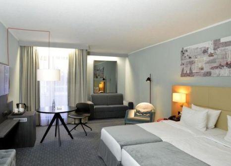 Hotelzimmer mit Fitness im Holiday Inn Lübeck