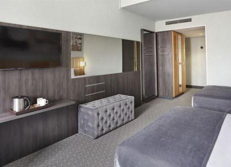 Hotelzimmer mit Aerobic im Holiday Inn Lübeck