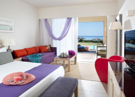 Hotelzimmer mit Tischtennis im Aqua Grand Exclusive Deluxe Resort