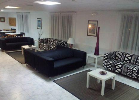 Hotelzimmer mit Tischtennis im Sur