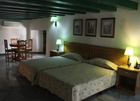Hotelzimmer mit Geschäfte im Hostal Valencia