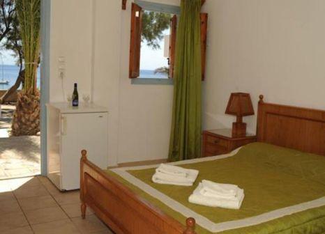 Hotelzimmer mit Klimaanlage im Hotel Akrotiri