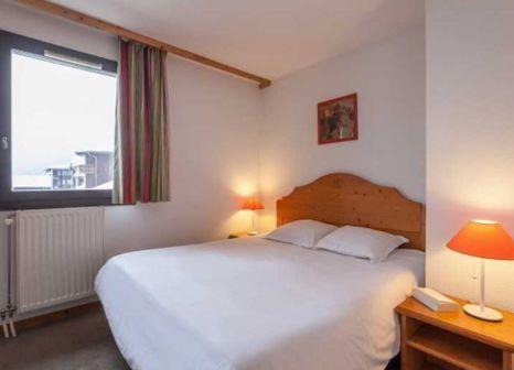 Hotelzimmer mit Ski im Pierre & Vacances Résidence La Riviere