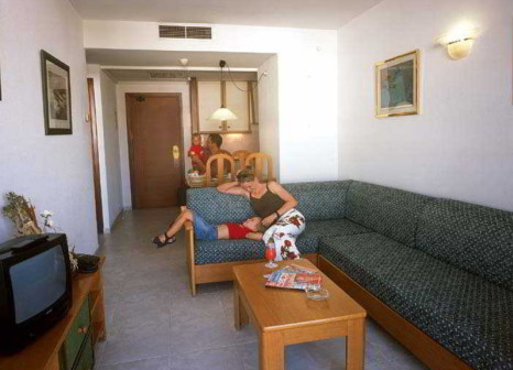 Hotelzimmer mit Fitness im Aparthotel Tropicana