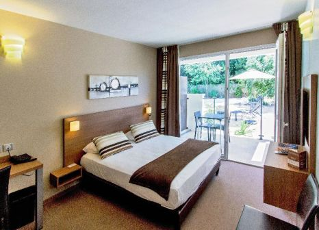 Hotelzimmer mit Pool im Urban Style Forme-hotel Montpellier Sud-est - Parc Expositions - Arena