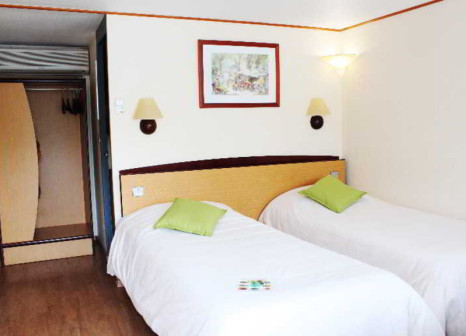 Hotelzimmer mit Familienfreundlich im Campanile Saumur