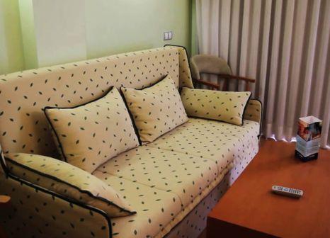 Hotelzimmer mit Tennis im Hotel Evenia Olympic Suites