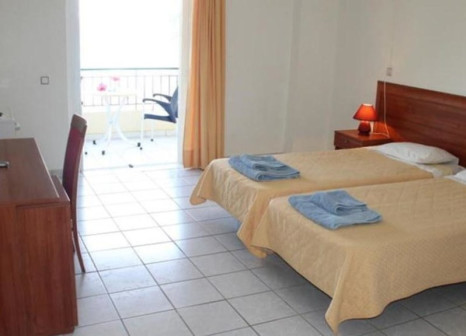 Hotelzimmer mit Sandstrand im Amfitriti