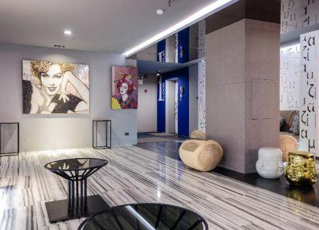 Hotelzimmer mit Kinderbetreuung im Mazi Design Hotel by Kalima