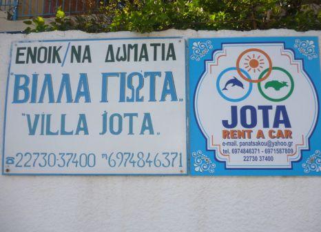 Hotel Villa Jota in Samos - Bild von 1-2-FLY