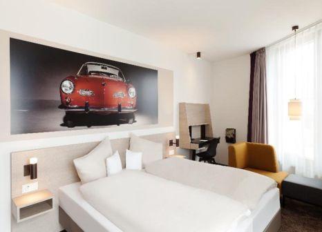 Hotelzimmer mit Sauna im Arcona LIVING Osnabrück