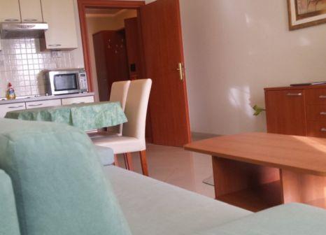 Hotelzimmer mit Volleyball im Aparthotel Astoria