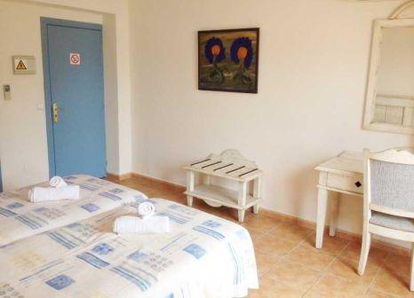 Hotelzimmer mit Sandstrand im Hostal HPC Portocolom