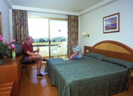 Hotelzimmer mit Tischtennis im smartline Millor Sol