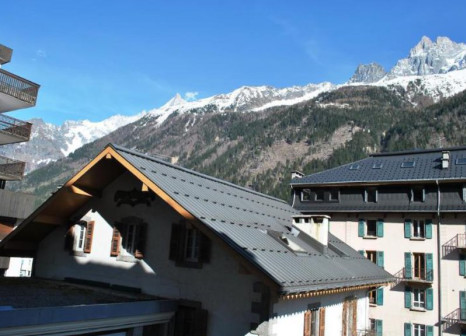 Hotel Richemond in Französische Alpen - Bild von 1-2-FLY